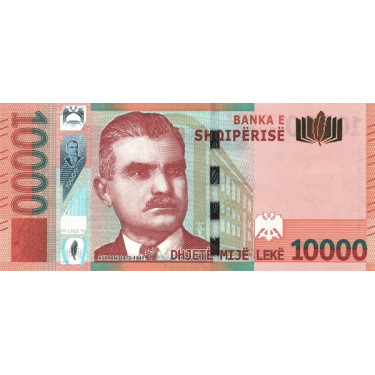 Albanien 10000 Leke 2021 P-new