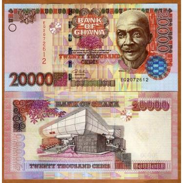 Ghana 20 000 Cedis 2003 P-36b