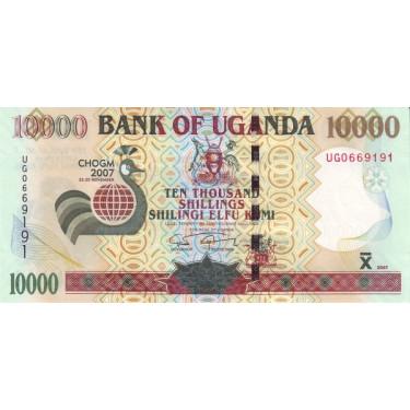 Uganda 10 000 Shillings...
