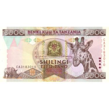Tanzania 5.000 Shilingi...