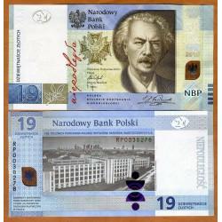 Polen 19 Zlotych 2019 P-new...