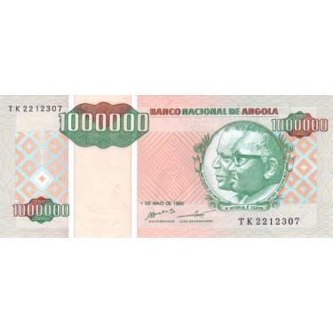 Angola 1 000 000 Kwanzas...