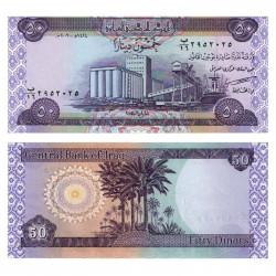 Iraq 50 Dinars 2003 P-90