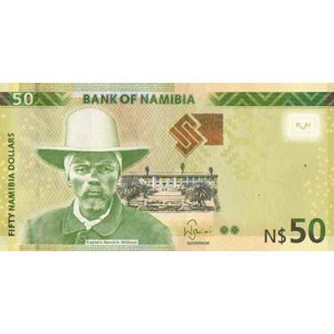 Namibia 50 Dollars 2016 P-13b