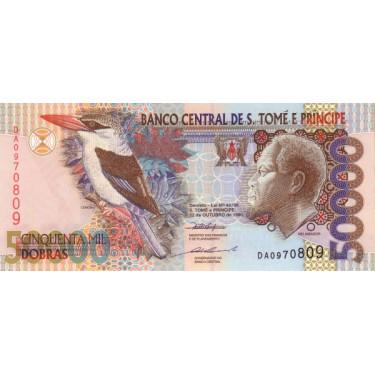 Sao Tome e Principe 50 000...