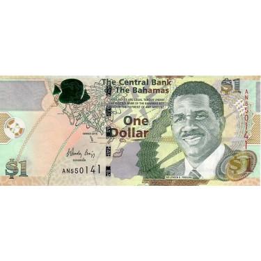 Bahamas 1 Dollar 2015 P-71A