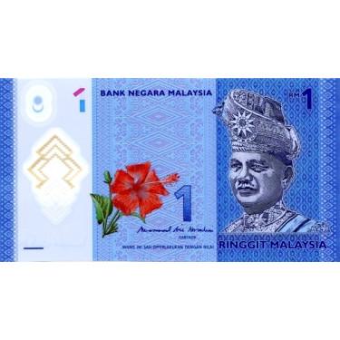 Malaysia 1 Ringgit 2011...