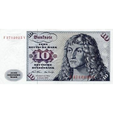 Germany 10 Deutsche Mark...