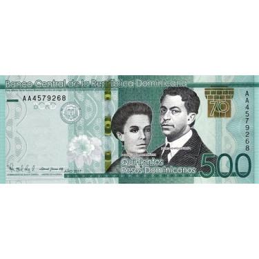 Dominikanska Republiken 500...