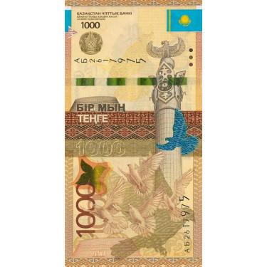 Kazakhstan 1000 Tenge 2014...