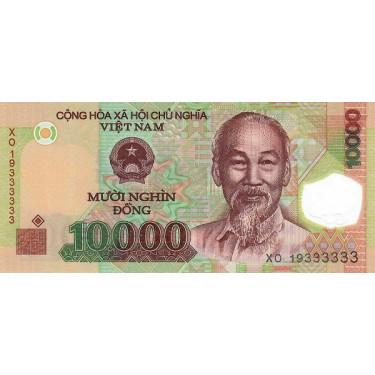 Vietnam 10000 Dong 2019 P-119