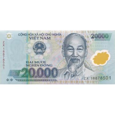 Vietnam 20000 Dong 2018 P-120