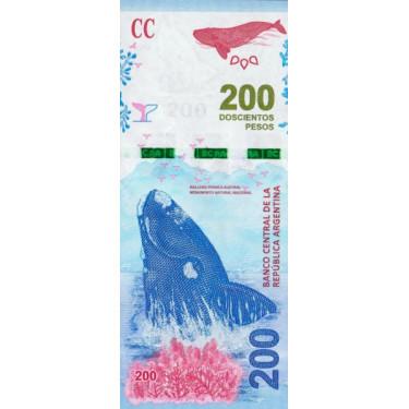 Argentina 200 Pesos 2016 P-364