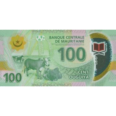 Mauretanien 100 Ouguiya...