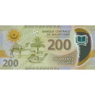Mauretanien 200 Ouguiya...