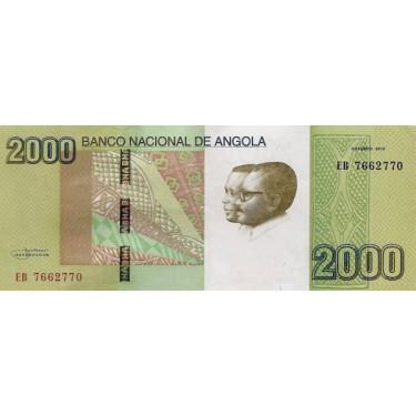 Angola 2000 Kwanzas 2012...