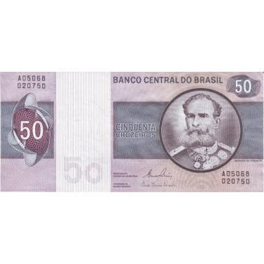Brasilien 50 Cruzeiros ND...