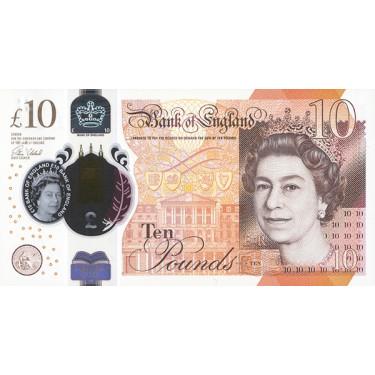 Storbritannien 10 Pounds...