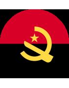 Sedlar från Angola - Angolansk Kwanza AOA.